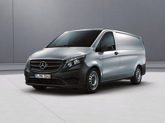 Mercedes-Benz Guides App Vito